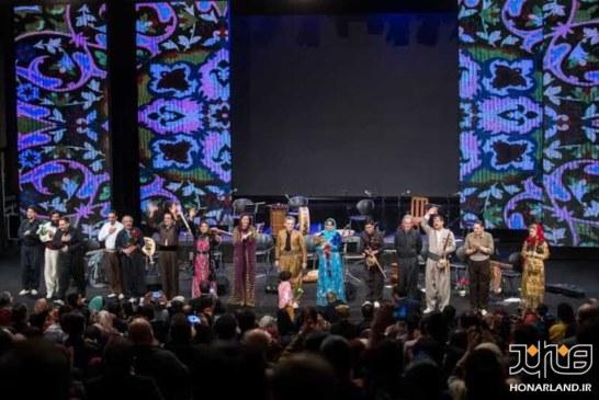 فهرست کامل اسامی برندگان جایزه «باربد» :سی ویکمین جشنواره موسیقی فجر