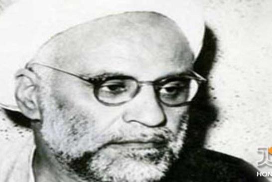 یادی از پرآوازه ترین خطیب رادیو :دانشمند محترم حسینعلی راشد