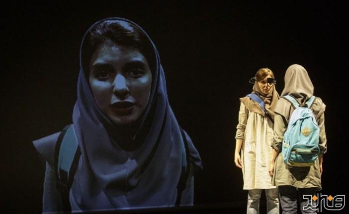 بخشهائی از تئاتر «شنیدن»به روایت آوینیون