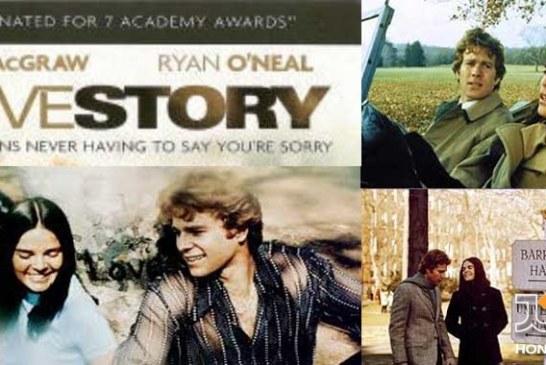 معرفی فیلمهای برگزیده اسکار-قصه عشق(Love story)