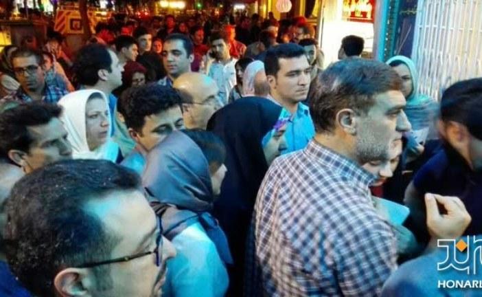 شهروندان اراکی درباره کنسرت موسیقی در شهرشان می گویند