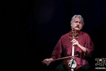 کیهان کلهر برنده جایزه Grammy Awards