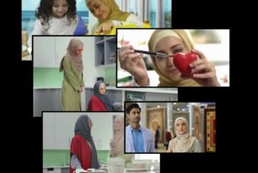 زن در آینه ی شکسته ی تبلیغات تلویزیون