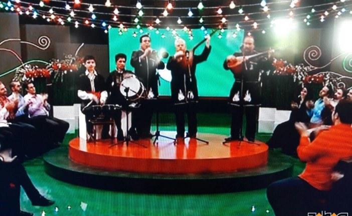 پخش تصویر ساز و آلات موسیقی از سیمای جمهوری اسلامی ایران