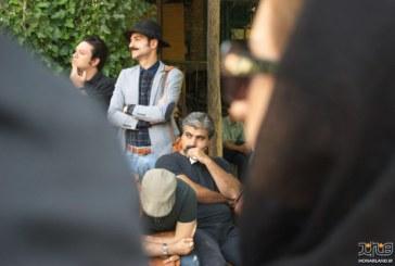 وداع با کورش اسدی از زاویه دوربین آراز بارسقیان: گزارش تصویری اختصاصی هنرلند