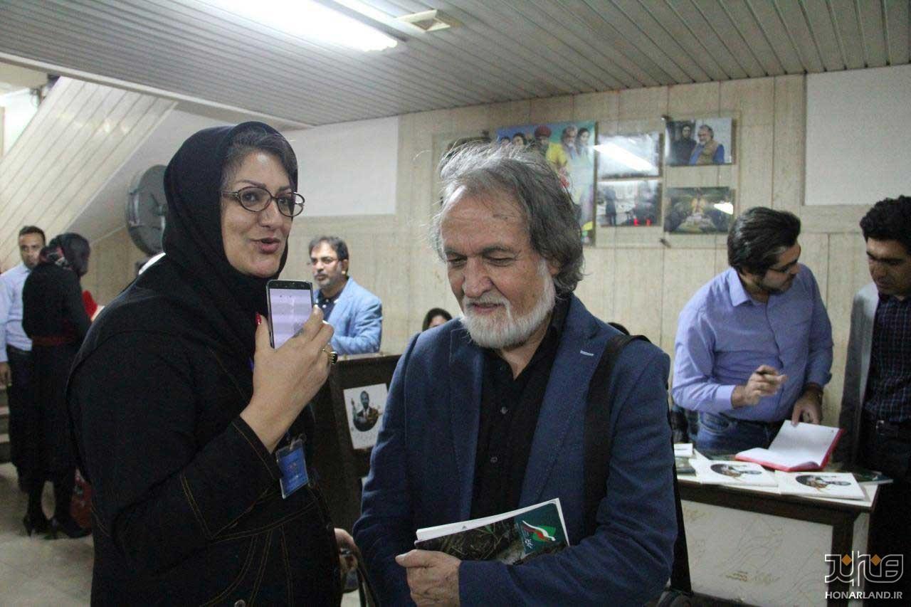مجید درخشانی : شجریان قله  بلند آواز ایران است |مصاحبه اختصاصی هنرلند با استاد درخشانی