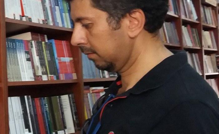 علی بیتاژیان | نوشتن از کاغذ تا کندو |قسمت دوم