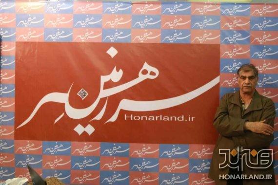 محسن فاضلی(نویسنده و منتقد سینما وتئاتر)