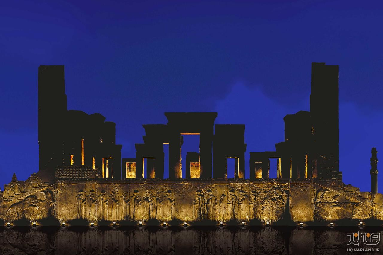 شیراز رؤیای سرزمین پارس | پژمان ضیائیان
