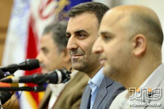 مسعود نجفی، ابراهیم داروغه زاده- عکس معین باقری