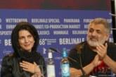 گفته های عجیب هنرمندان ایرانی در کنفرانس خبری فیلم «خوک» در برلین